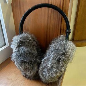 RUDSAK fur earmuffs